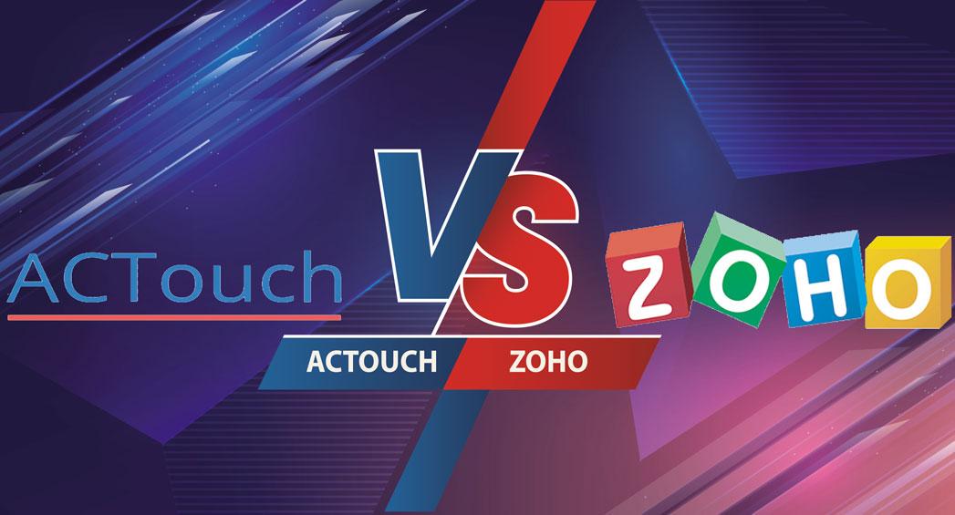 Compare ACTouch ERP vs Xero